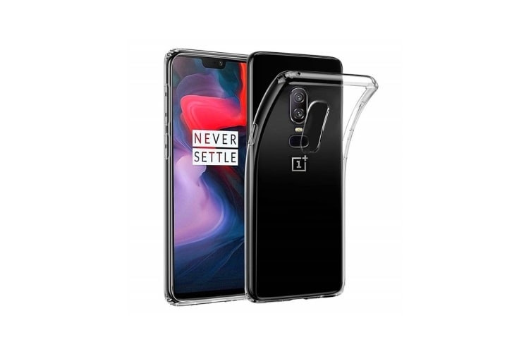 OnePlus 6 Thin Case - Clear