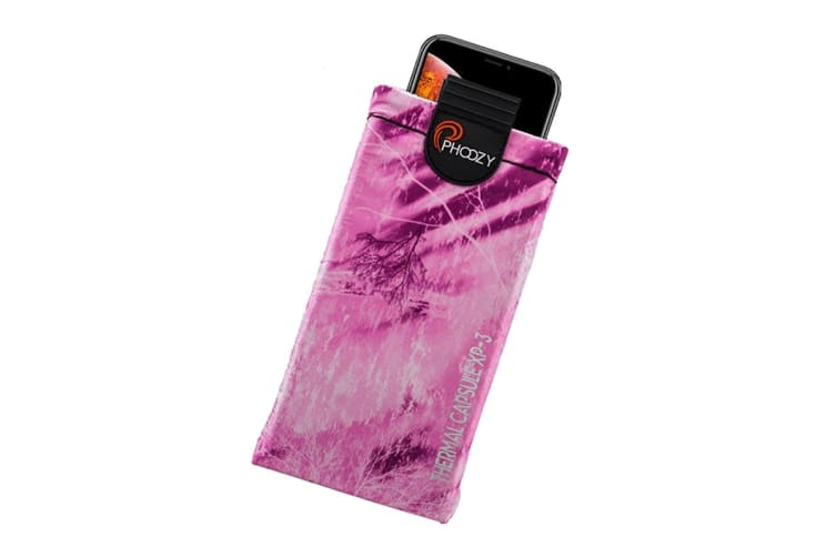 Phoozy XP-3 Realtree Fishing Pink Fusion Protector Case for Smartphones - XL (PHO014)