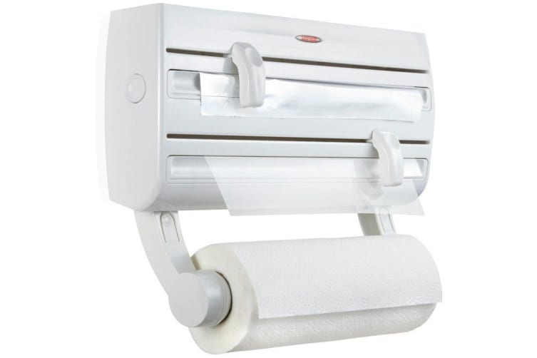 Leifheit Parat F2 Roll Dispenser White
