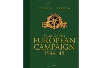 Atlas of the European Campaign - 1944-45