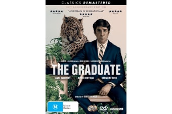 The Graduate DVD Region 4