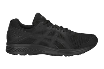 ASICS Women's JOLT 2 Running Shoes (Black/Dark Grey, Size 8.5)