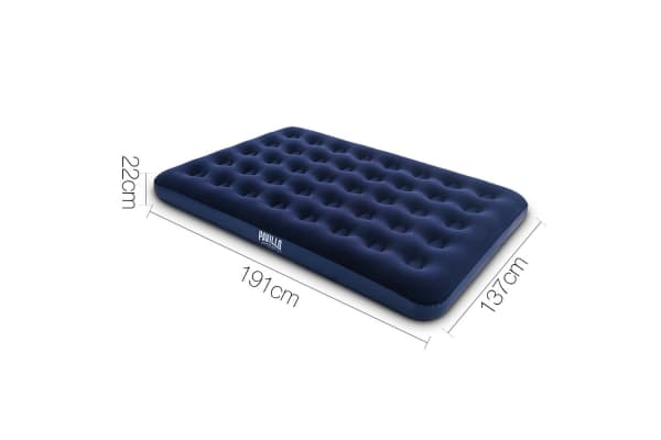 Bestway Inflatable Mattress with Carry Bag (Double)