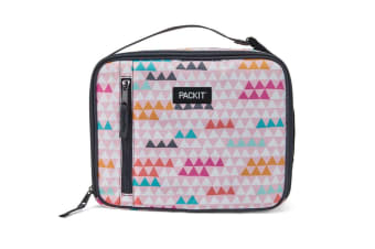 Packit Freezable Classic Lunch Box Paper Triangle 4.5L