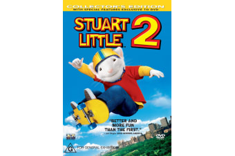 Stuart Little 2 DVD Region 4