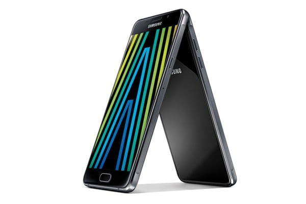 Samsung Galaxy A3 2016 Dual SIM (16GB, Black)