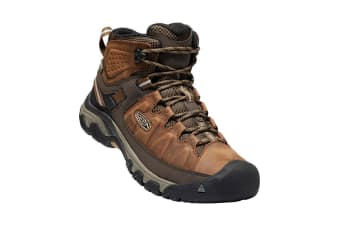 Keen Targhee III Mid WP Men's Big Ben Golden Brown - 8
