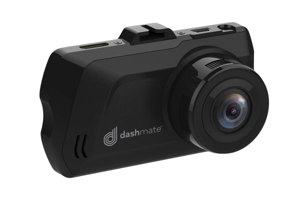 "Dashmate 1080p Full HD Dash Camera with 3.0"" LCD Screen & Motion Detection (DSH-440)"