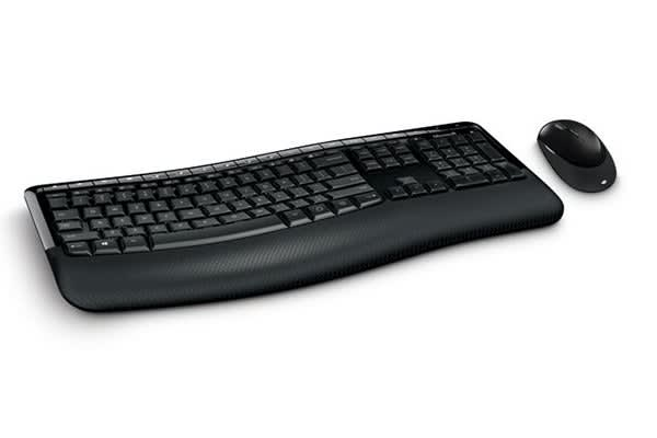 Microsoft Wireless Comfort Desktop 5050 (PP4-00020)
