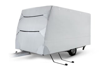 Komodo Heavy Duty Caravan Cover (14-16ft)