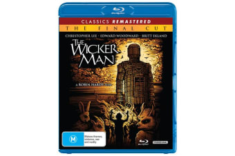 The Wicker Man Blu-ray Region B