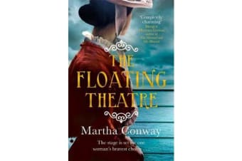 The Floating Theatre - This captivating tale of courage and redemption will sweep you away