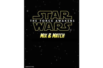 Star Wars - The Force Awakens: Mix and Match
