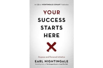 Your Success Starts Here - Purpose and Personal Initiative