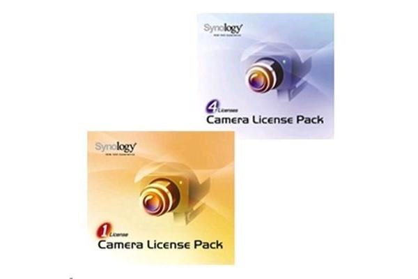 Synology Surveillance Device License Pack, 4 License