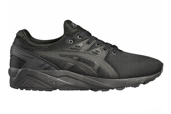 ASICS Tiger Unisex Gel-Kayano Trainer EVO Shoe (Black/Black, Size 11)
