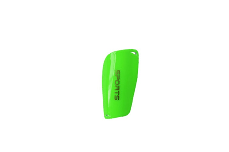 Select Mall 2Pairs of Sports Protector for Adults for Leg Protector Training of Soccer Speciality-Green