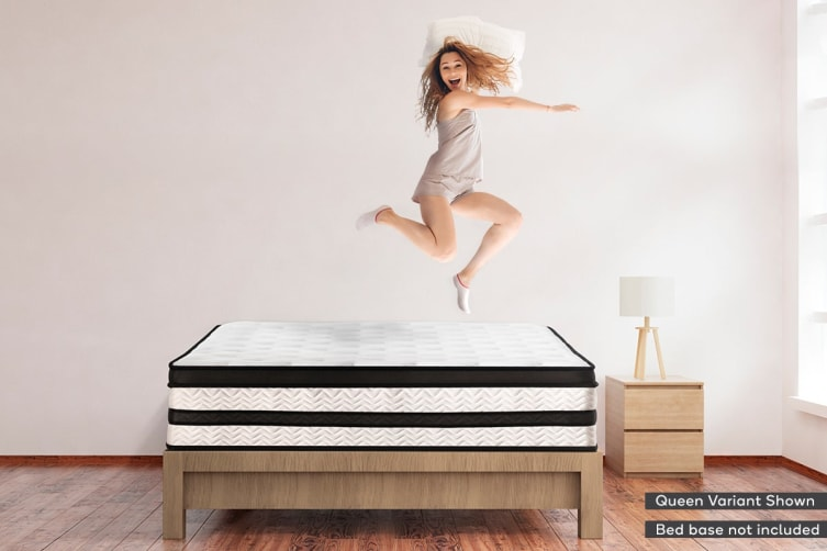 Ergolux Premier 34cm Euro Top Latex Mattress (King)