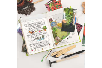 My Gardening Handbook | Journal, Tips and Inspiration