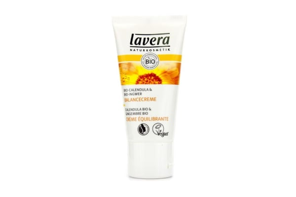 Lavera Mattifying Balancing Cream - Organic Calendula (For Normal & Combination Skin) (30ml/1oz)