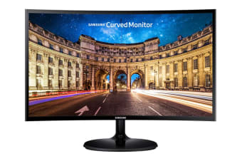 "Samsung 27"" 16:9 1920x1080 Full HD FreeSync Curved LED Monitor (LC27F390FHEXXY)"