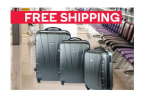 Free Shipping on Orbis Luggage Sets