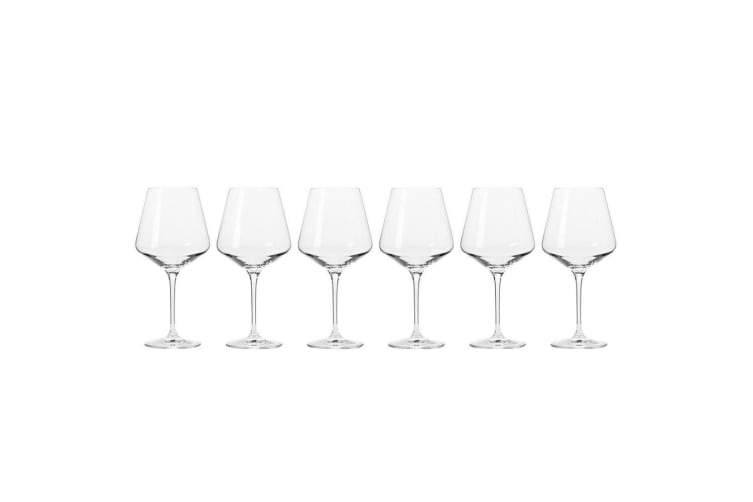 12pc Krosno Avant-Garde 460ml White Wine Drinkware Glass Barware Drinking Glass