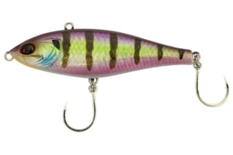 Bone Dash 60S Sinking Pencil Bait Fishing Lure - 60mm Vibe Lure-33gm Search Bait [Colour: Earth Eater]