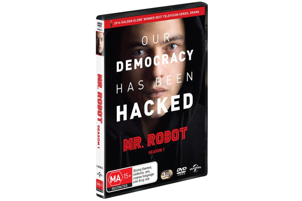 Mr. Robot: Season 1 DVD