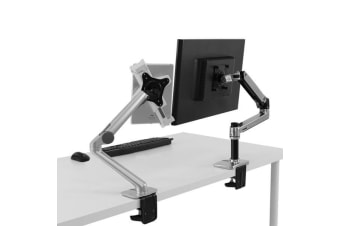 Ergotron 45-460-026 multimedia cart/stand Multimedia stand Silver