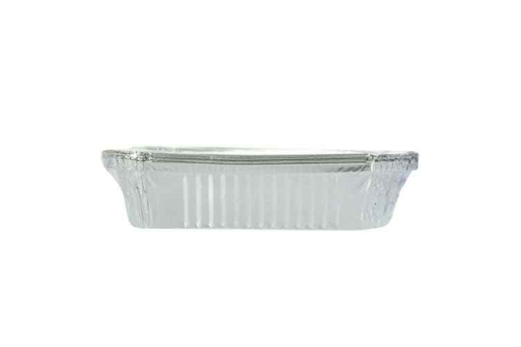 24 x Aluminium Foil Tray Disposable Takeaway BBQ Foil Trays food Container Restaurant