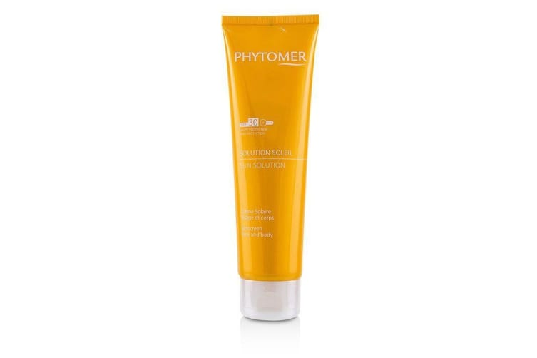 Phytomer Sun Solution Sunscreen SPF 30 (For Face and Body) 125ml/4.2oz