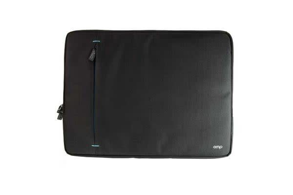 "OMP Apollo Series 2 Laptop Sleeve for up to 17"" Notebooks - Black/Blue Trim"