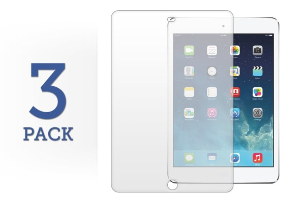 3 Pack Screen Protector for Apple iPad Air