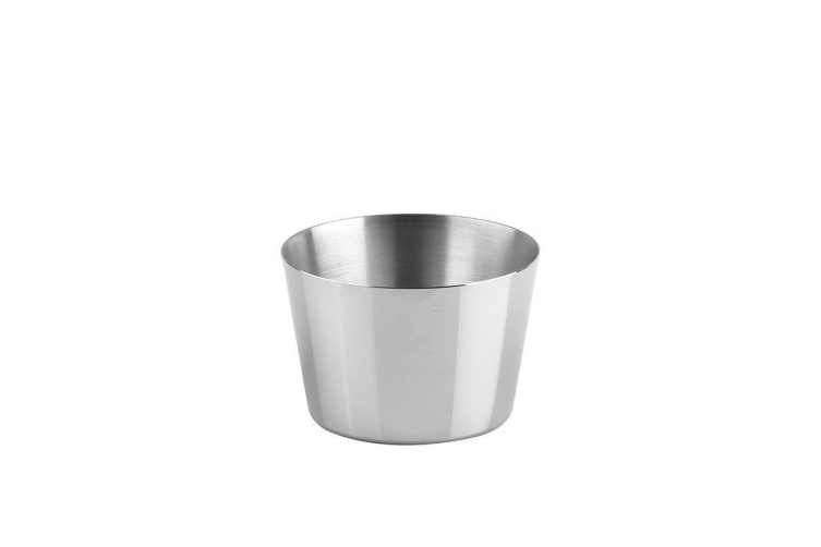Chef Inox Pudding Mould S/S 8.5cm