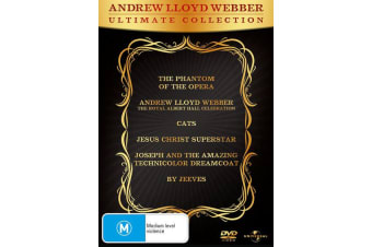 Andrew Lloyd Webber Ultimate Collection DVD Region 4