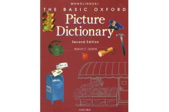 The Basic Oxford Picture Dictionary, Second Edition - Monolingual English