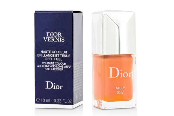 Christian Dior Dior Vernis Couture Colour Gel Shine & Long Wear Nail Lacquer - # 237 Milly (10ml/0.33oz)