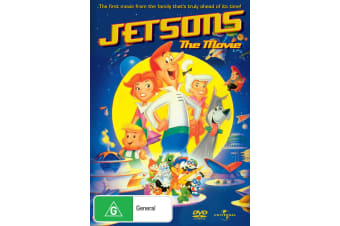 Jetsons The Movie DVD Region 4