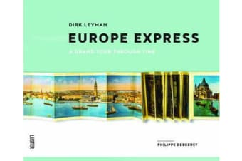 Europe Express - A Grand Tour Through Time