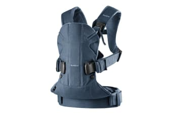 BabyBjorn Baby Carrier One (Midnight Denim)