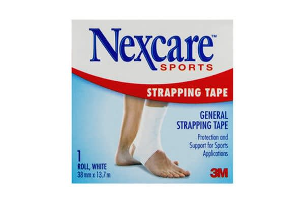 Nexcare Sports Strapping Tape White (38mm x 13.7m)