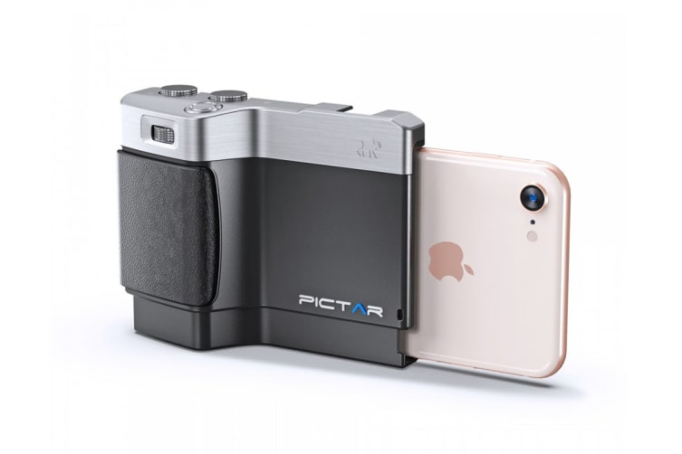 Pictar Camera Grip for Apple & Android Smartphones (MIG001)