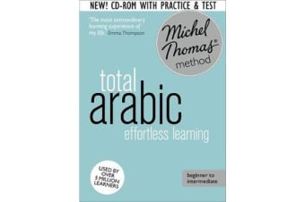 Total Egyptian Arabic Course: Learn Egyptian Arabic with the Michel Thomas Method - Beginner Egyptian Arabic Audio Course