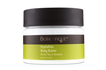 Botanifique Hydrafine Body Butter - Green Tea & Verbena 350ml/11.8oz