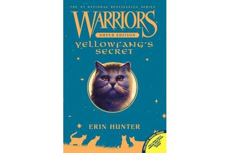 Warriors Super Edition - Yellowfang's Secret