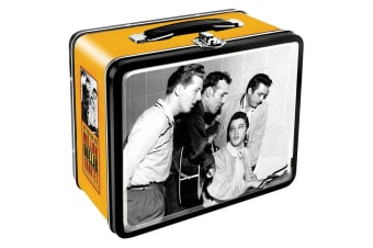 Elvis Million Dollar Quartet Tin Carry All Fun Box