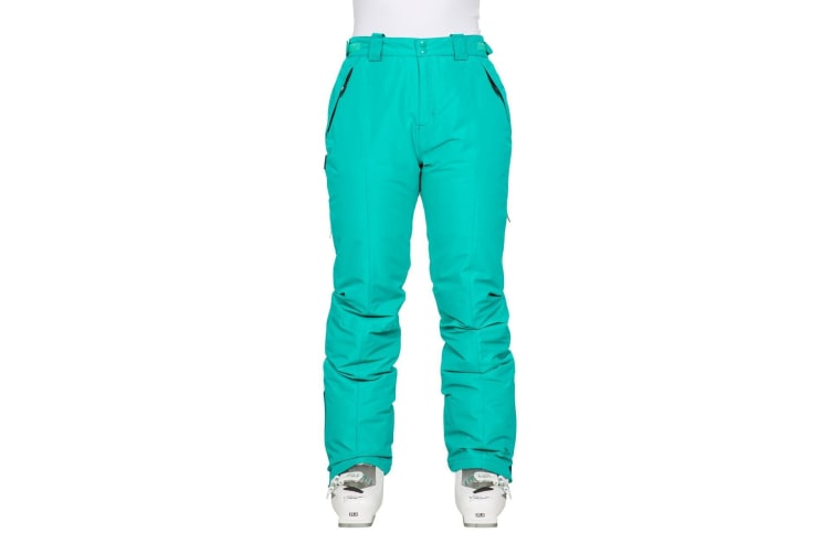 Trespass Womens/Ladies Tullow Ski Trousers (Ocean Green) (M)