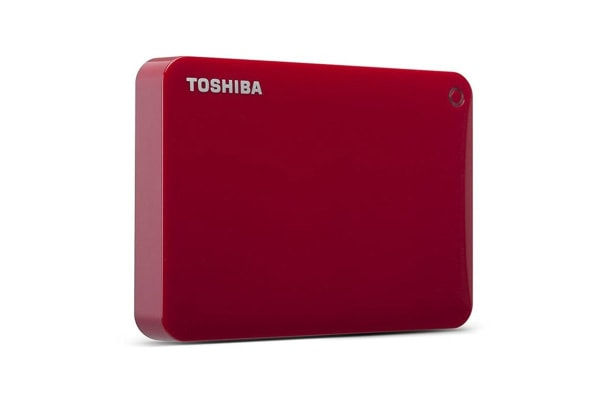 "Toshiba 2TB Canvio Connect II 2.5"" USB 3.0 Portable Hard Drive (HDTC820AR3C1)"