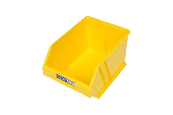 Fischer Plastic Medium Storage Drawer Yellow